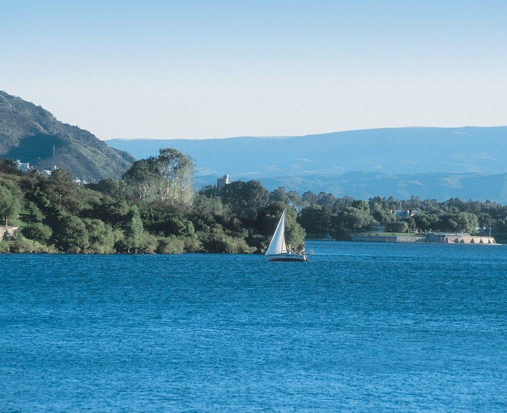 Lago en Carlos Paz, Córdoba