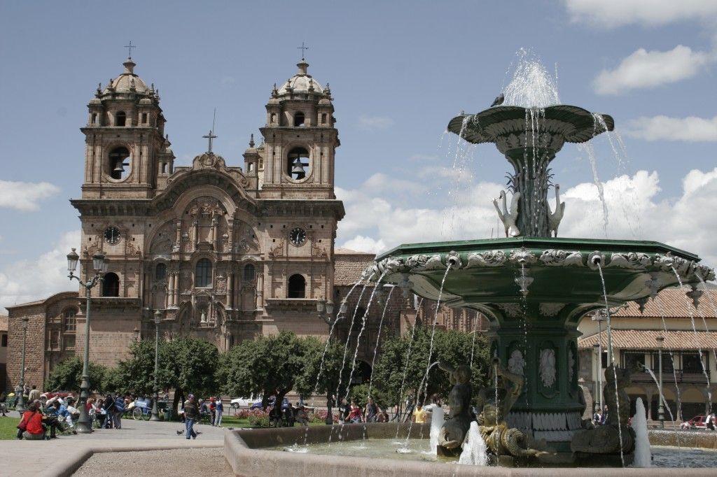 Catedral de Cusco Perú
