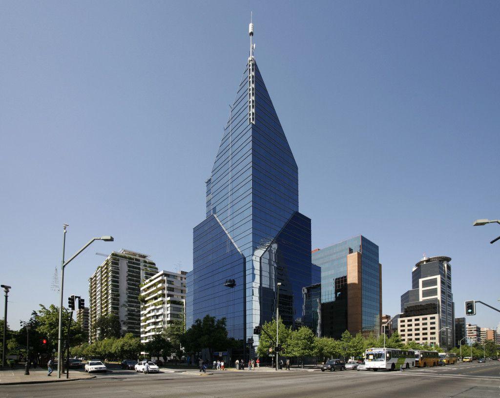 Edificio en Apoquindo, Santiago