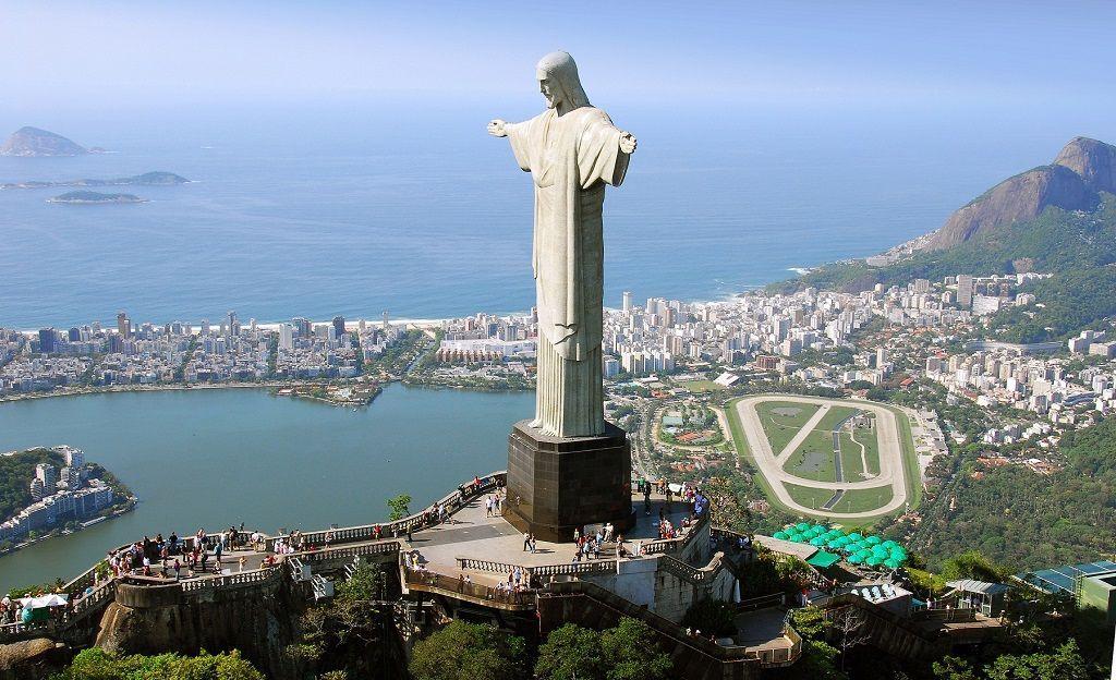 Cristo Redentor en Rio de Janeiro