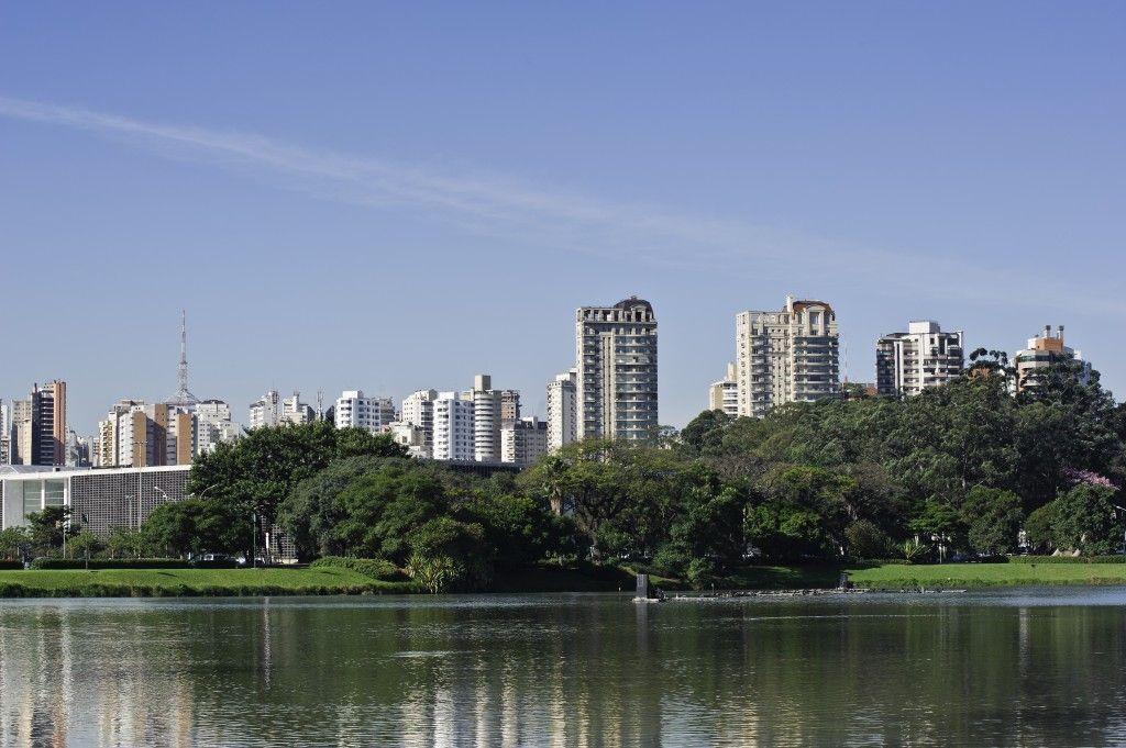 Naturaleza y ciudad en Sao Paulo