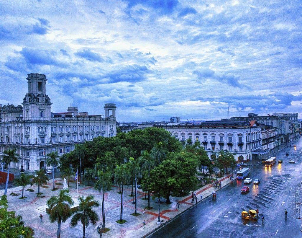 Vista panoramica de La Habana