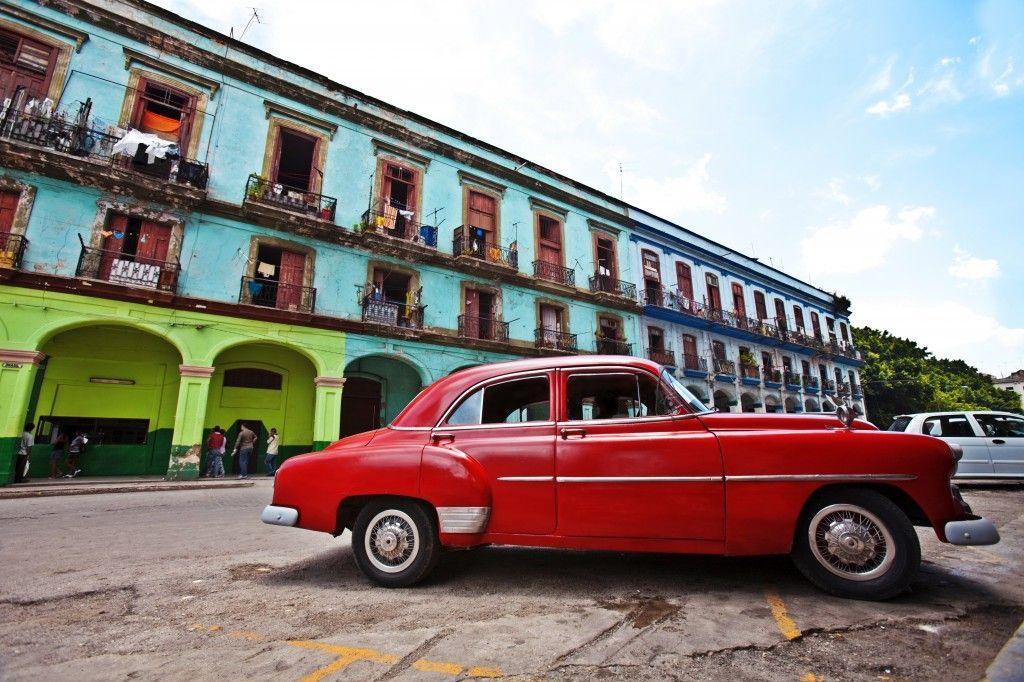 La vieja Habana, Cuba