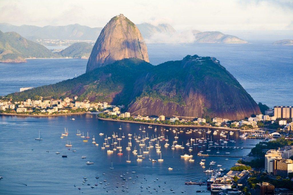 Pan de Azucar y Bahía Botafogo