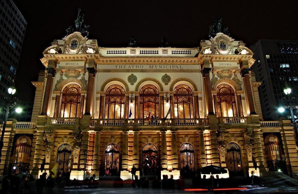 Teatro Municipal de San Pablo
