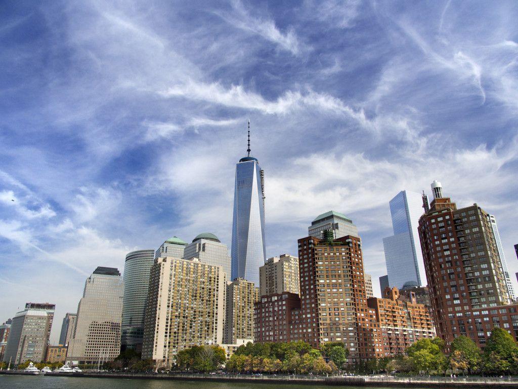 Vista panorámica Manhattan