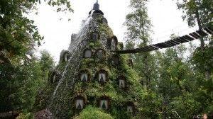 Hotel Montaña Mágica, Chile