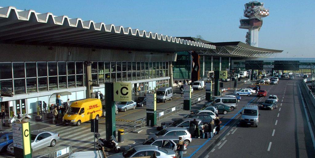 Fiumicino Aeropuerto de Roma