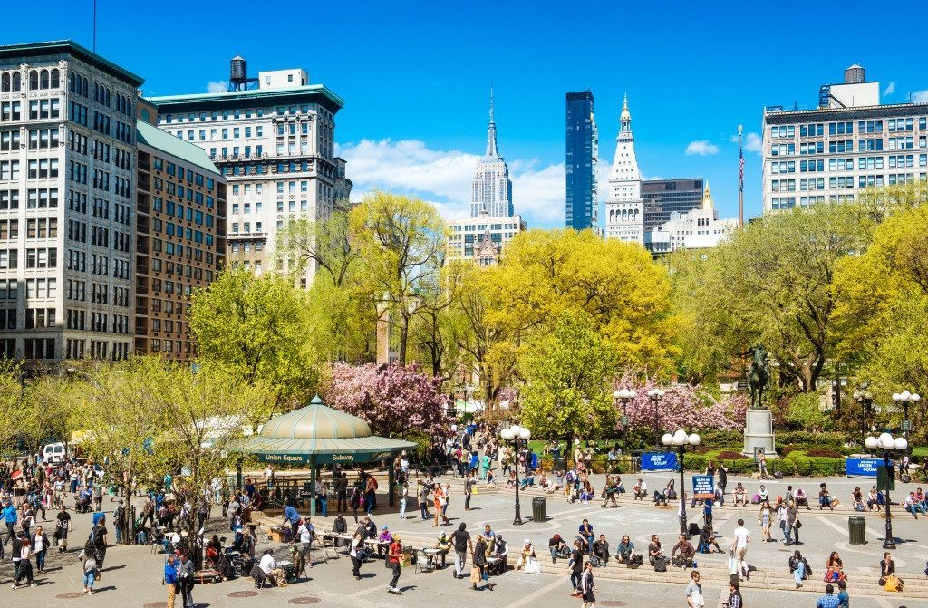 Union Square Nueva York