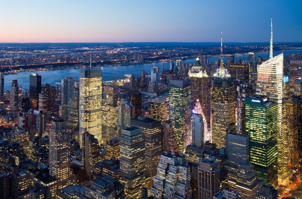 Panorama de Nueva York