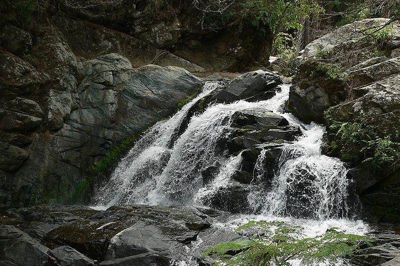 Cascadas cerca de Quito