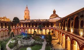 Convento Santo Domingo en Lima
