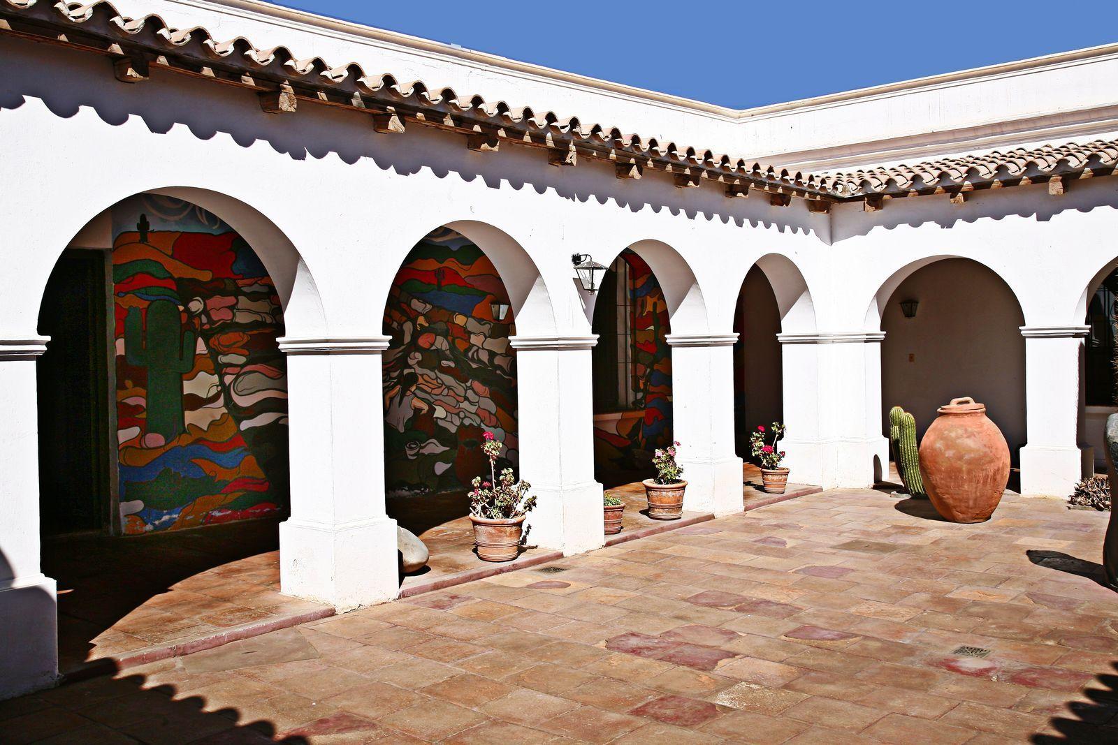Museo en Cachi, Salta