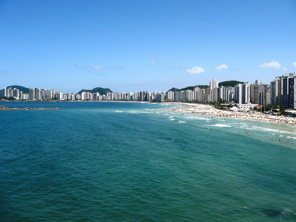 Guaruja, una playa cerca de San Pablo
