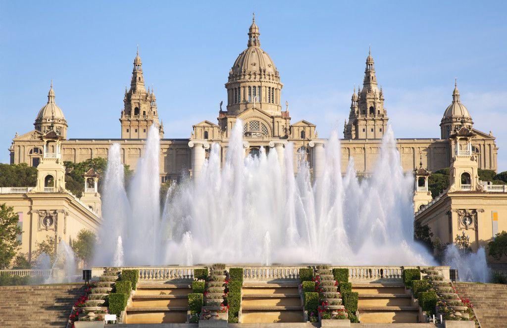 Museo Nacional de Cataluña, Barcelona