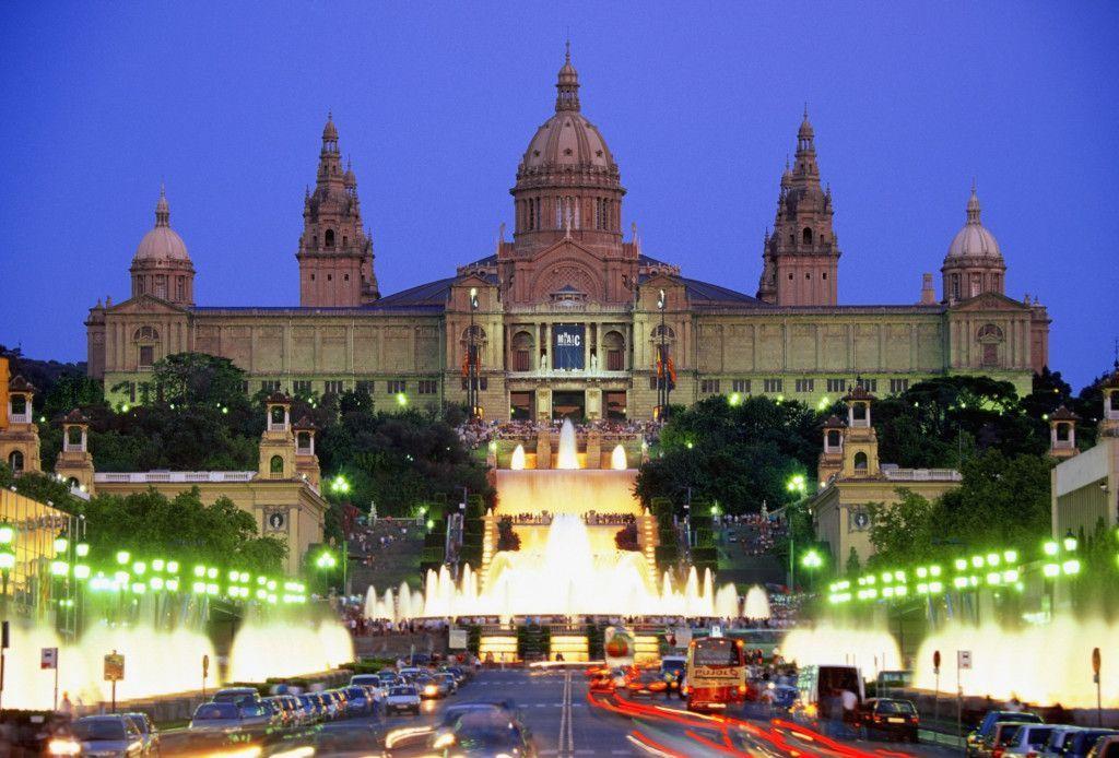 Palacio de Montjuic, Barcelona