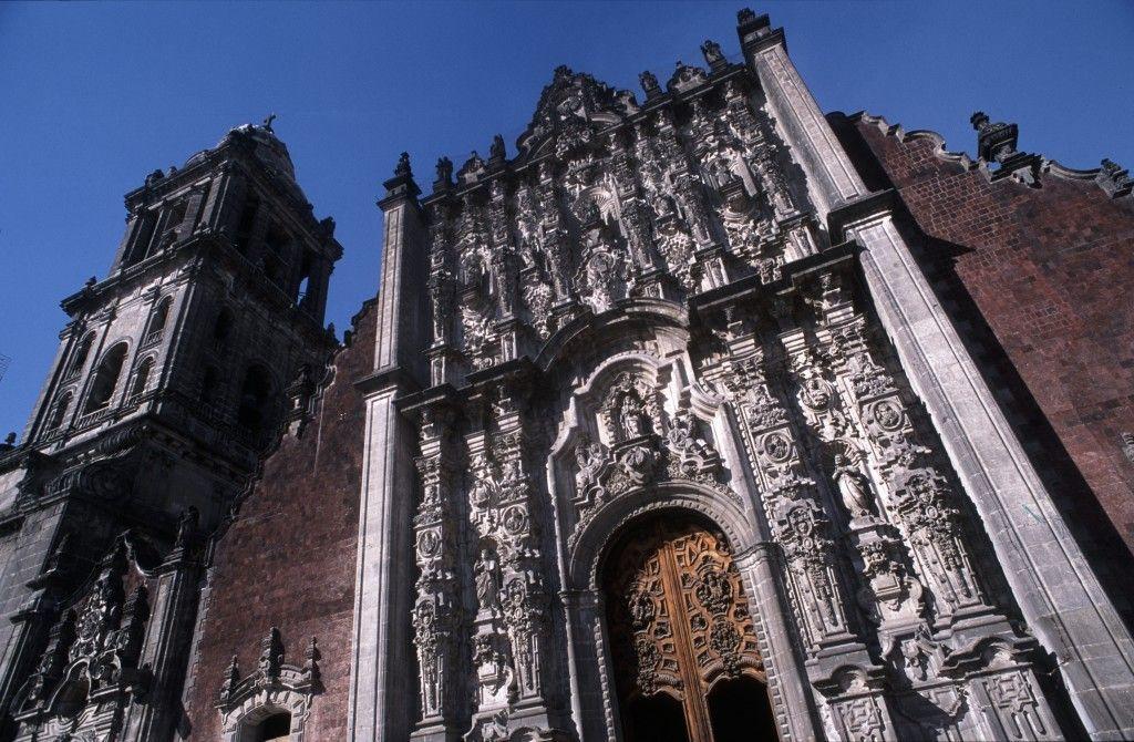 Sagrario Metropolitano México DF