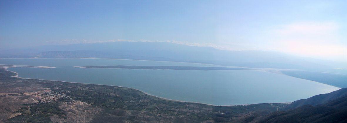 Lago Enriquillo - República Dominicana