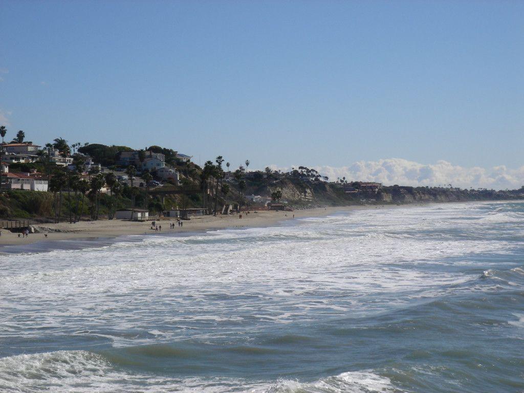 San Clemente presenta aguas tranquilas dentro de las playas de Argentina