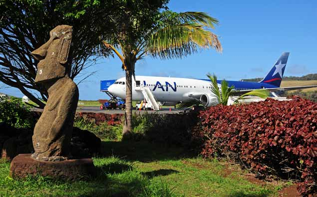 Aeropuerto de Isla de Pascua