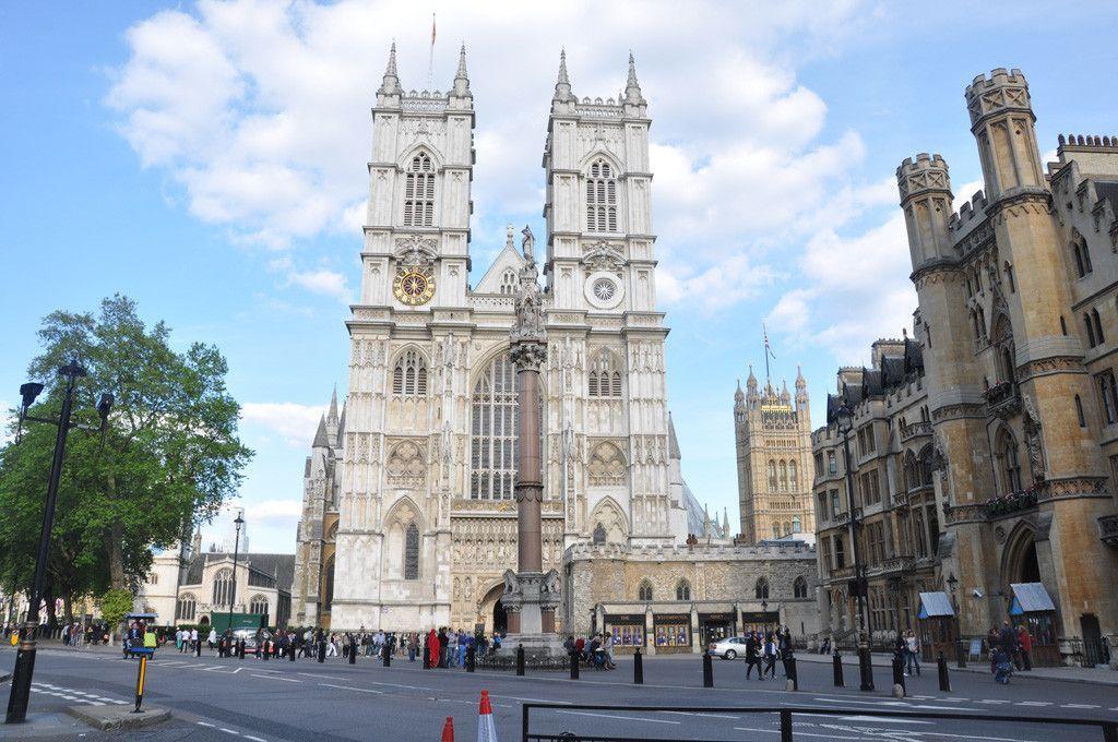 Abadía de Westminster en Londres
