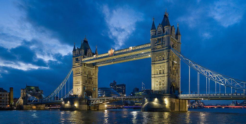 Puente de la Torre - Londres
