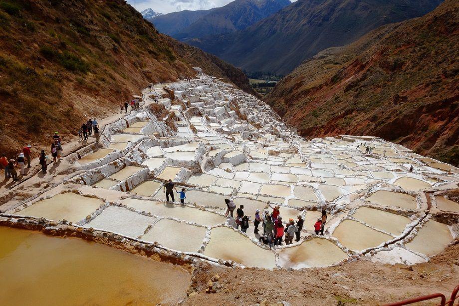 Salinas de Maras - Perú