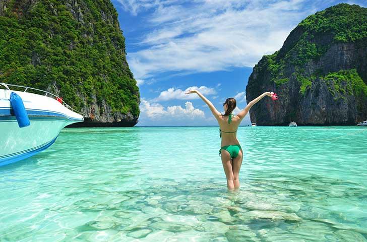 Playas de Tailandia