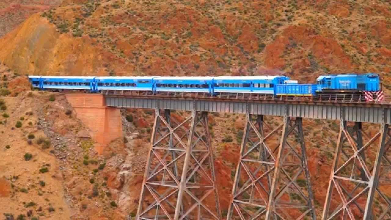Viaducto La Polvorilla - Tren a las Nubes - Salta