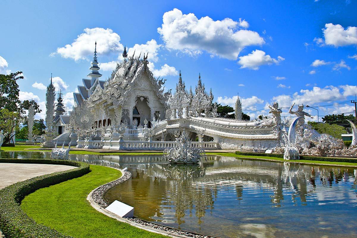 Chiang Rai, al norte de Tailandia