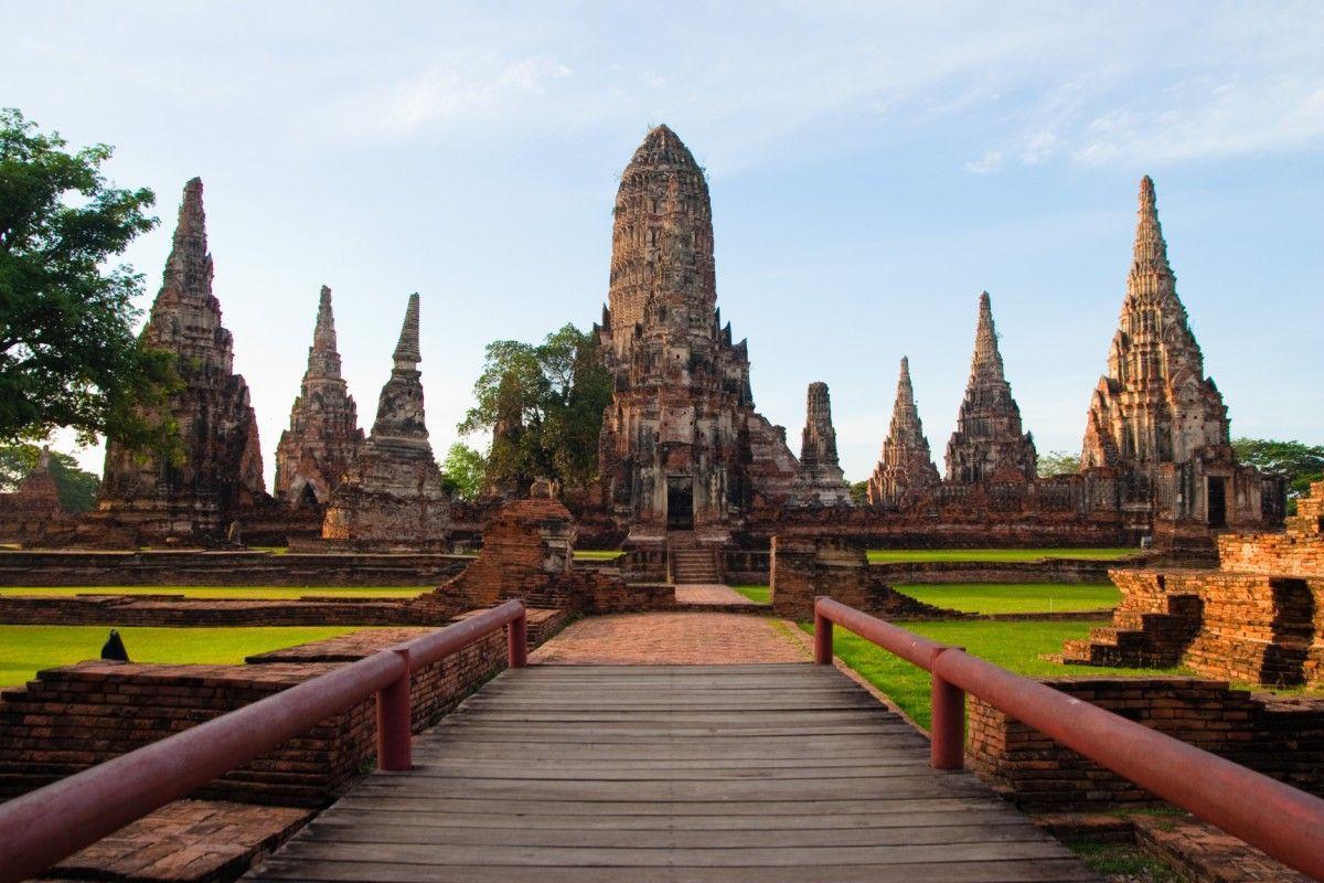 Templos de Ayutthaya, su principal atractivo