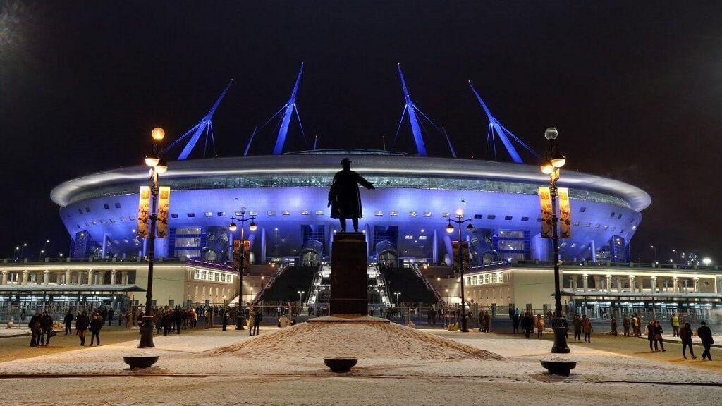 El estadio de San Petersburgo será sede principal del Mundial Rusia 2018